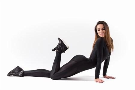 Oy - Vsyo Gym Suit Black - фото 4658