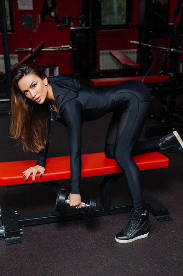 Oy - Vsyo Gym Suit Black - фото 4661