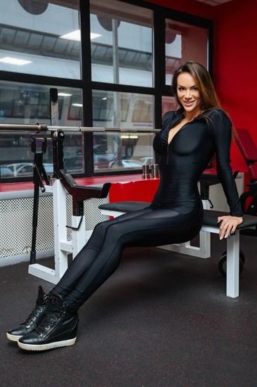 Oy - Vsyo Gym Suit Black - фото 4662