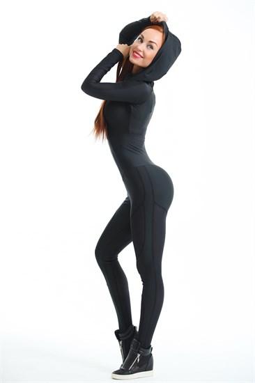 Oy - Vsyo Gym Suit Black - фото 4671