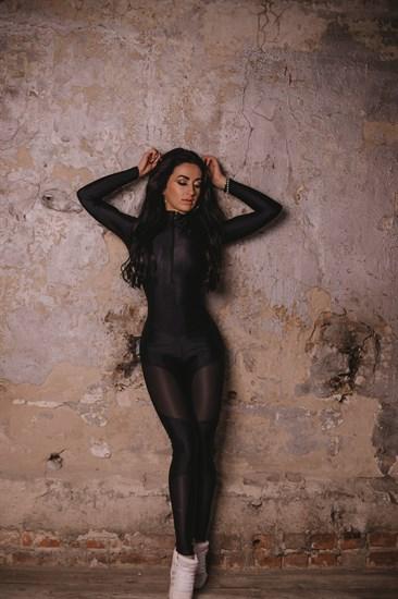 Oy - Vsyo Gym Suit Black - фото 4674