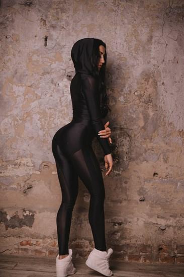 Oy - Vsyo Gym Suit Black - фото 4675