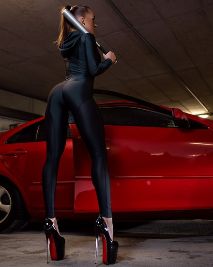 Oy - Vsyo Gym Suit Black - фото 4676