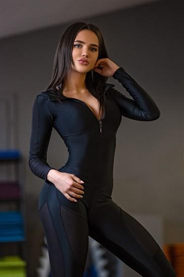 Oy - Vsyo Gym Suit Black - фото 4679