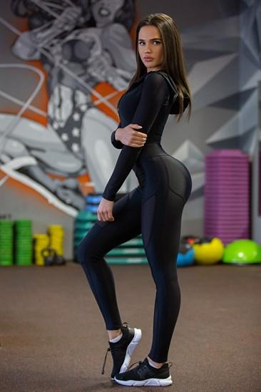 Oy - Vsyo Gym Suit Black - фото 4680