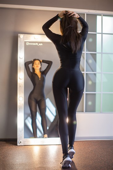 Oy - Vsyo Gym Suit Black - фото 4681
