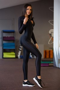 Oy - Vsyo Gym Suit Black